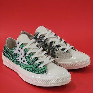 Converse Chuck 70 Low 'Tropical Shirt' Sneaker NWT